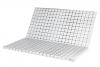 Полотно с разметкой (полотно либо метализированная пленка) (толщ.55 мкр) без пенопласта, м² 1