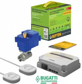 Система защиты от потопа NEPTUN BUGATTI BASE LIGHT ¾ (проводная)